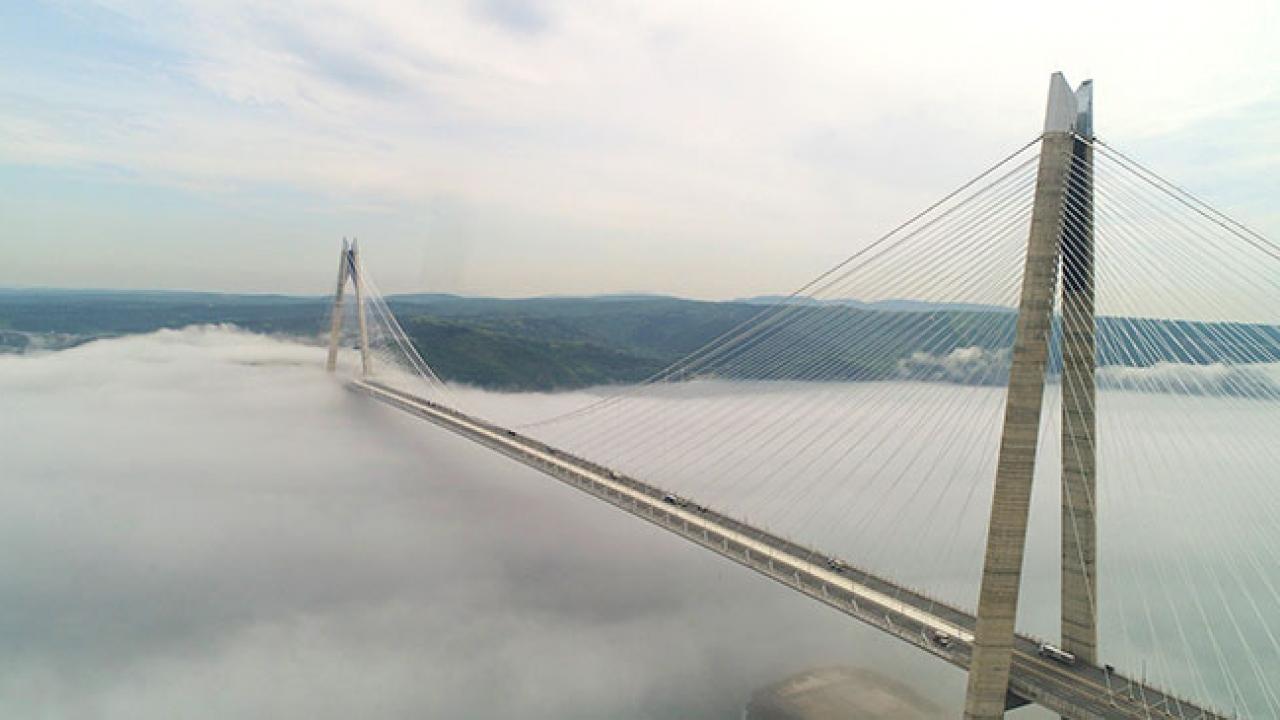 322 metrede nefes kesen çalışma