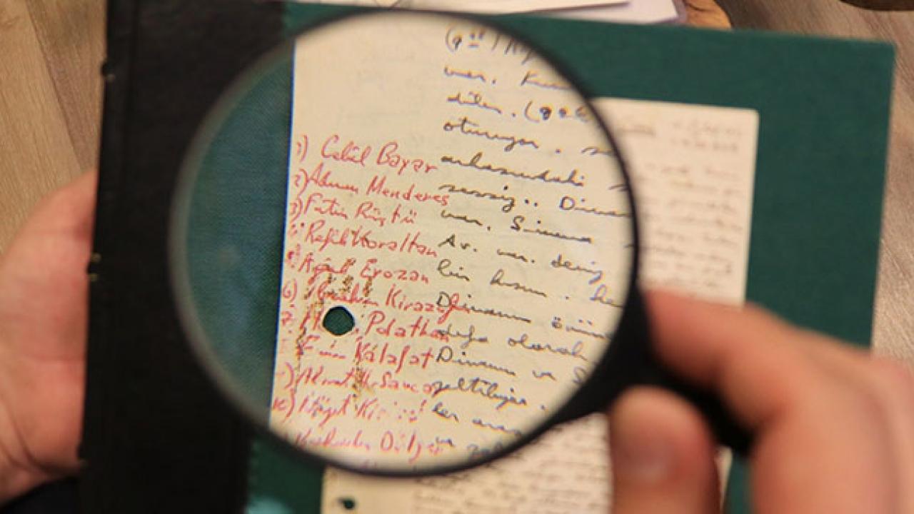 Yassıada anıları 13 bin parçalık koleksiyonda toplandı