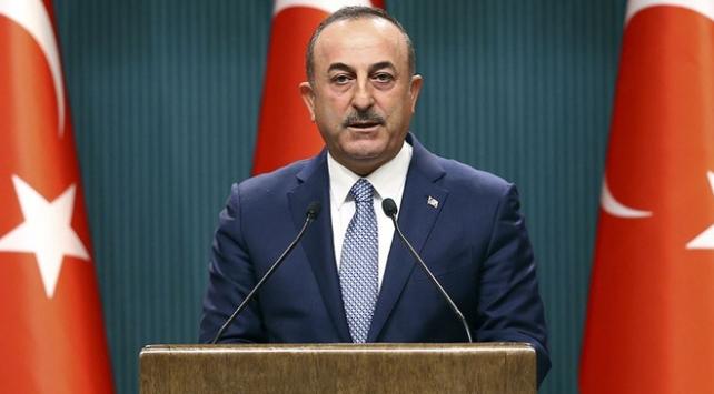 Bakan Çavuşoğlundan AB dışişleri bakanlarına Doğu Akdeniz mektubu