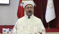 Diyanet İşleri Başkanı Erbaş: Türkiye Diyanet Vakfı web sitesinden zekat verebilirsiniz
