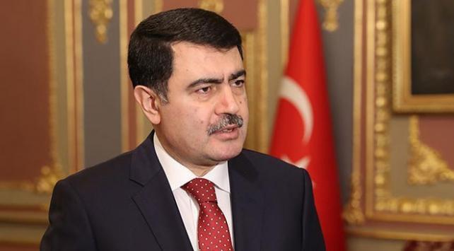 Ankara Valisi Vasip Şahinden 19 Mayıs mesajı
