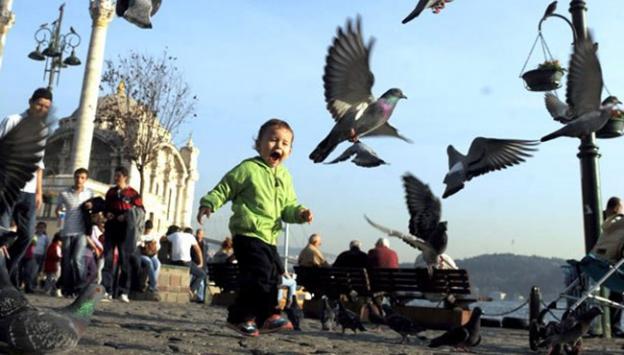 Yurt genelinde hava sıcaklığı artacak