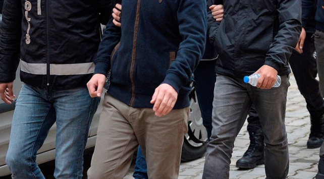 Diyarbakırdaki silah operasyonunda 7 gözaltı