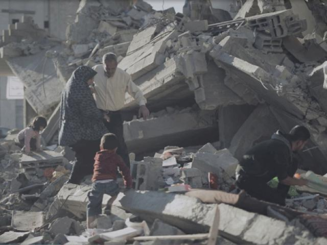İsrail saldırılarıyla gelecekleri de yok oldu