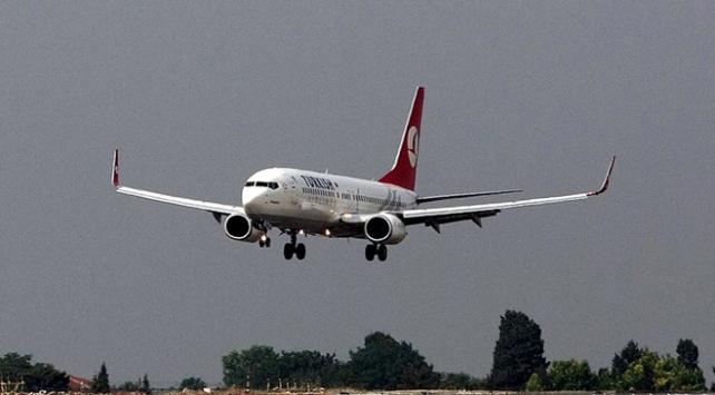 THY uçağı Tahrana zorunlu iniş yaptı