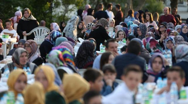 YTB Batı Trakya'da iftar verdi