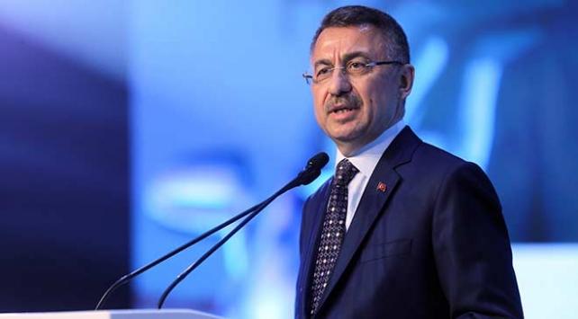 Cumhurbaşkanı Yardımcısı Oktay, Ukrayna Cumhurbaşkanı Zelenskiynin yemin törenine katılacak