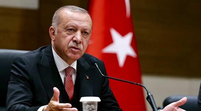 """Cumhurbaşkanı Erdoğandan """"Türkiyeyi daha ileri taşıyalım"""" paylaşımı"""