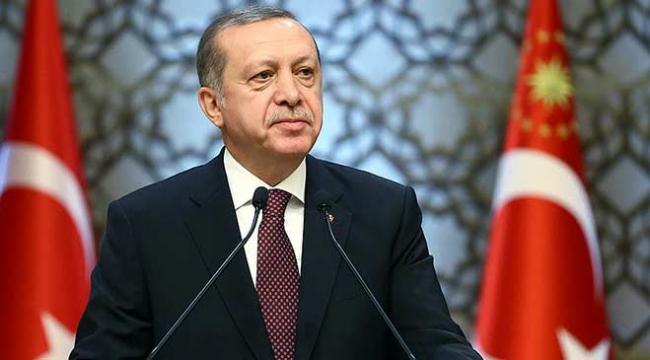 Cumhurbaşkanı Erdoğandan Galatasaraya tebrik