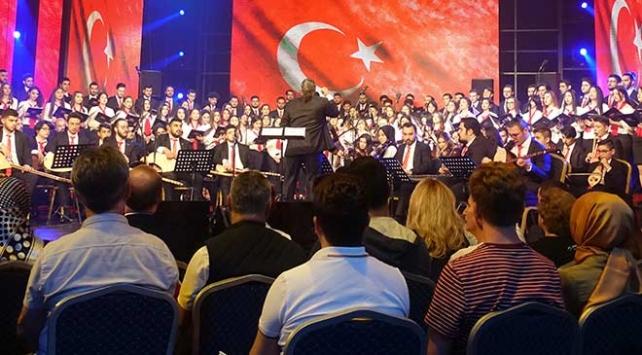 TRTden Milli Mücadelenin 100. yılına özel konser
