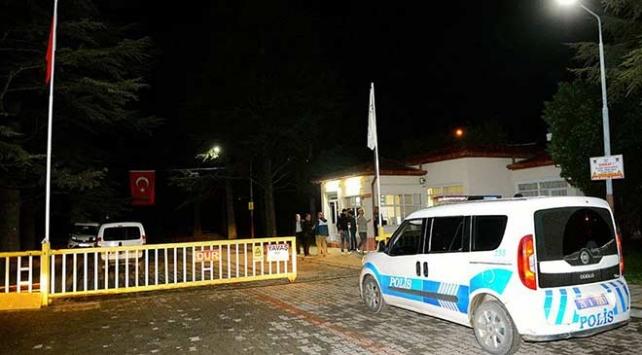 İş insanı Sararın evini soyanlar için Türk İnterpolü devrede