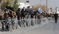 Bağdat'taki Yeşil Bölge'ye katyuşa füzesiyle saldırı