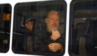 """""""Wikileaks kurucusu Assange'ın eşyaları ABD'ye verilecek"""""""