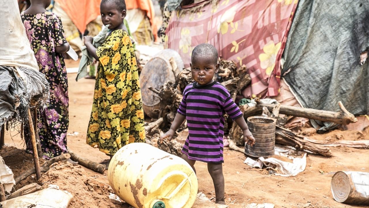 Somalide iç savaşın izleri