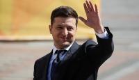 Ukrayna'da Zelenskiy görevine başladı