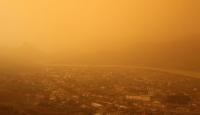 Türkiye hafta boyunca çöl tozu etkisinde kalacak