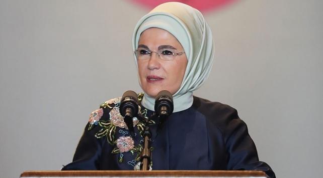 Emine Erdoğana DSÖden özel davet