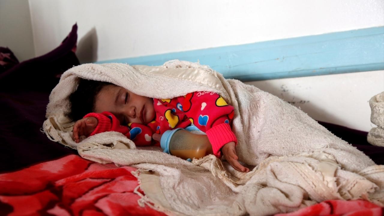 Yemendeki insani kriz