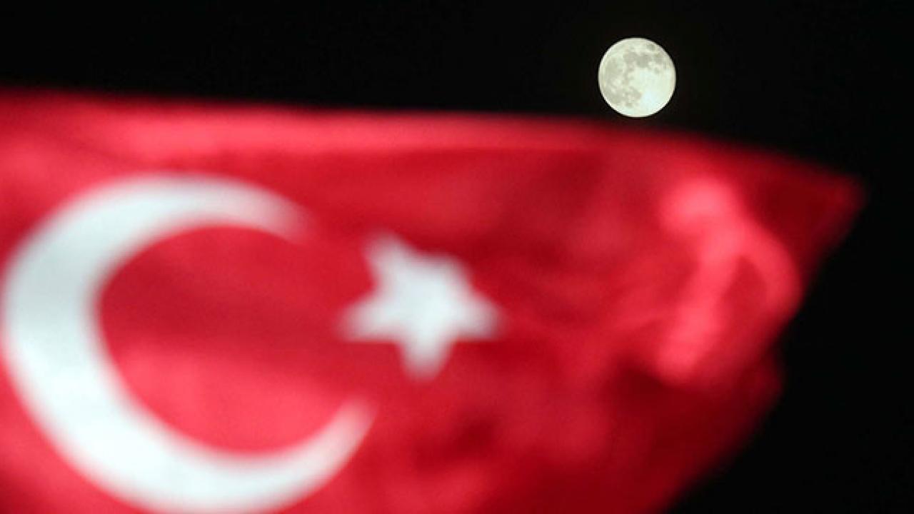 Türkiyeden ve dünyadan dolunay manzaraları