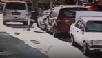 Hırsızları durdurmak için pencereden atladı