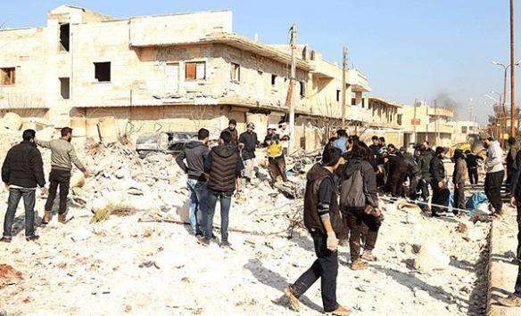 Uluslararası Af Örgütü: Hastaneleri bombalamak insanlığa karşı suç