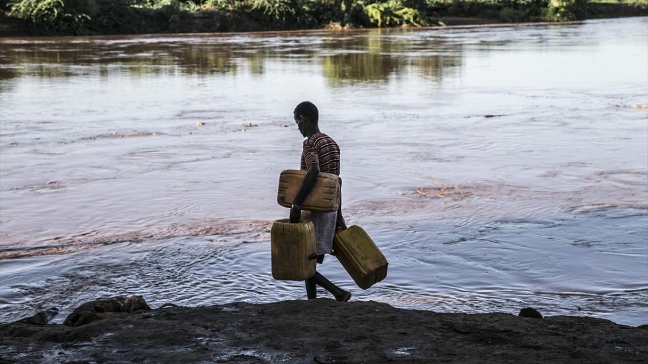 Somali ve Etiyopyayı salla birleştiren nehir: Cubba