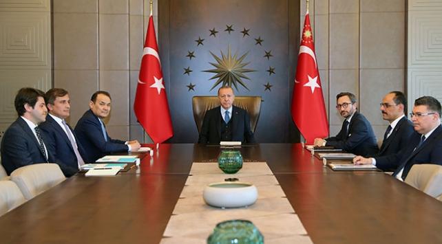 Cumhurbaşkanı Erdoğan: Türk Konseyinin mevcut yapısını korumasını istiyoruz
