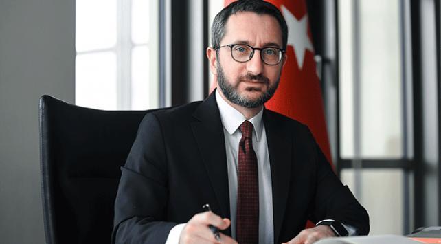 Cumhurbaşkanlığı İletişim Başkanı Altun: Türkiyenin politika ve tezlerini Amerikalılara anlatacağız