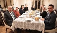 Binali Yıldırım, Twitter'dan mesaj atan aileyi iftara aldı
