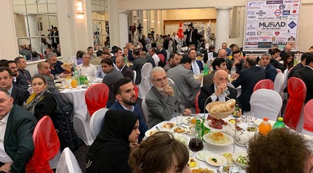 MÜSİADdan Londrada iftar programı