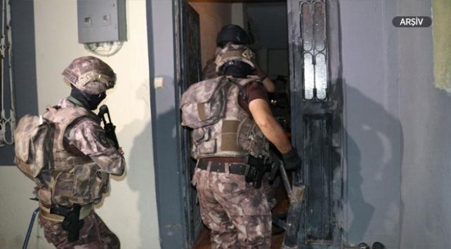 Kayseride DEAŞ operasyonu: 10 gözaltı