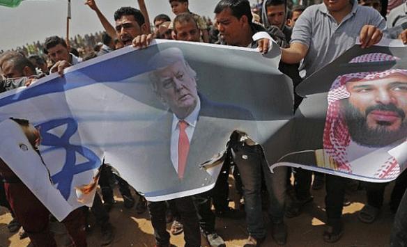 """İsrail Bahreyndeki """"Yüzyılın Anlaşması"""" çalıştayına katılacak"""