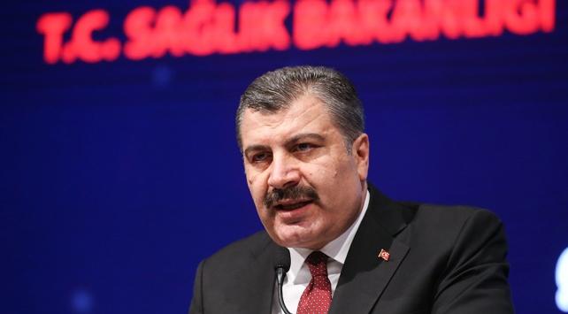 Sağlık Bakanı Koca: Türkiyenin sağlık sistemi dünyaya örnek
