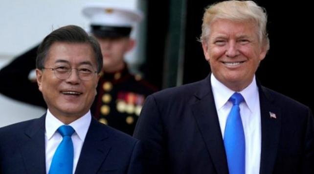Moondan Kuzey Koreye karşı ABD ile ortak hareket vurgusu