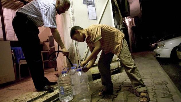 Trablusta 2 gün süren su krizi sona erdi