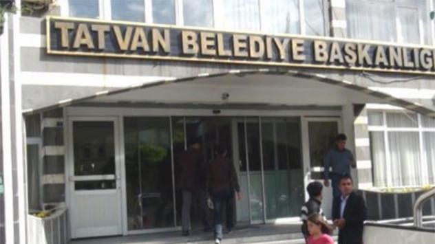 Tatvan Belediyesinde 9 HDPli meclis üyesi görevden alındı