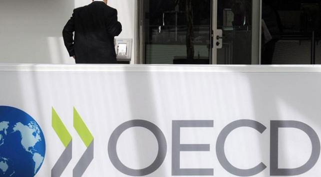 OECD 2019 küresel ekonomik büyüme tahminini 3,2'ye çekti