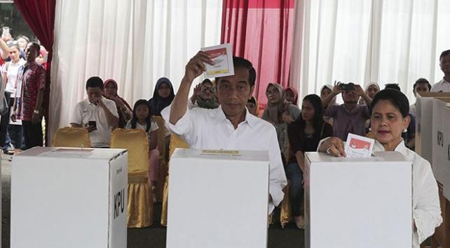 Endonezyada başkanlık seçimi sonuçlarına itiraz edildi