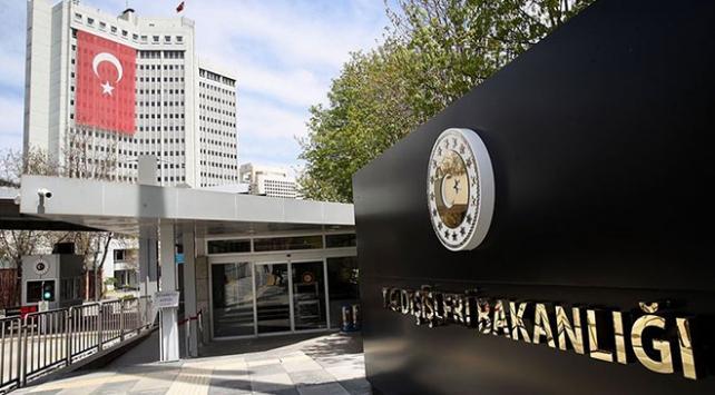 Türkiyeden Yunanistana 19 Mayıs tepkisi