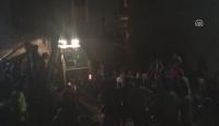 Eyüpsultan'ta bir çocuk inşaat çukuruna düştü