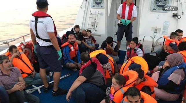 Aydında 79 düzensiz göçmen yakalandı