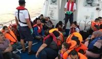 Aydın'da 79 düzensiz göçmen yakalandı