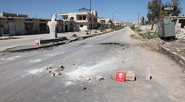 ABD: Esed rejimi yeni kimyasal saldırılar gerçekleştirmiş olabilir