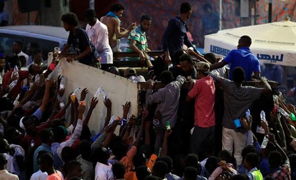 Sudanda muhalefetten genel grev çağrısı