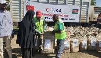 TİKA'dan Kenya'da 500 ihtiyaç sahibi aileye gıda yardımı