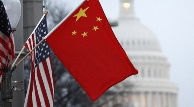 """Çinden ABDye Çinli şirketlere """"adil ve eşit tutum"""" çağrısı"""