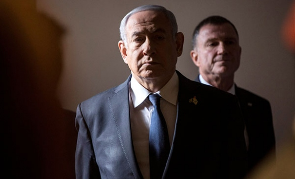 Başsavcılık Netanyahunun dinlenilmesini erteledi