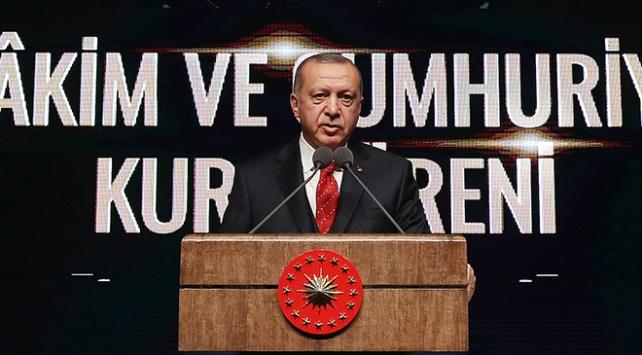Cumhurbaşkanı Erdoğan: En güzel dersi yargımızın vereceğine inanıyorum