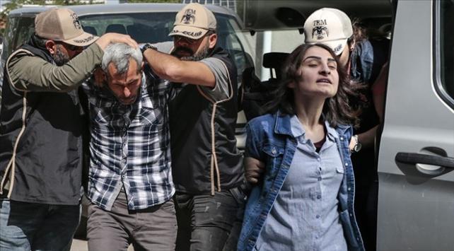 TBMMye girmeye çalışan teröristler tutuklandı