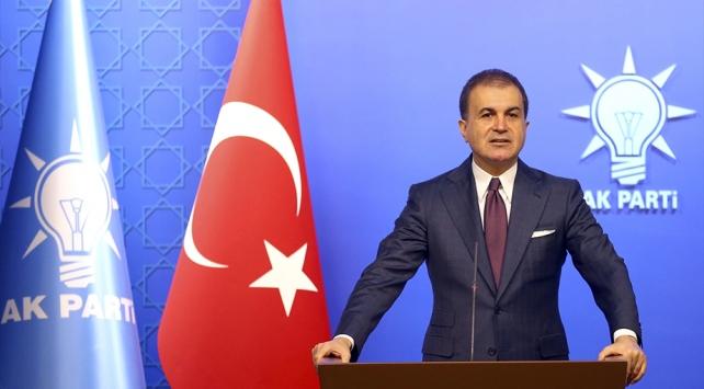 AK Parti Sözcüsü Çelik: Doğu Akdenizdeki haklarımızdan asla vazgeçmeyeceğiz